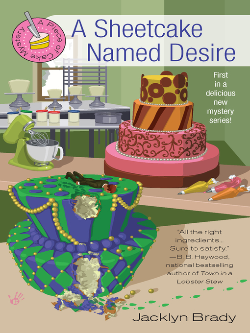 Title details for A Sheetcake Named Desire by Jacklyn Brady - Wait list