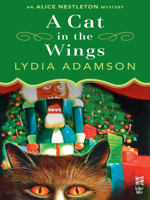 Title details for A Cat in the Wings by Lydia Adamson - Wait list