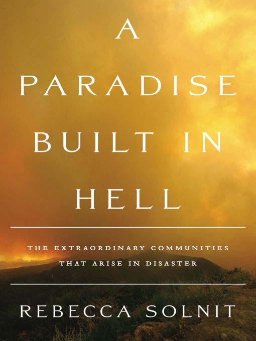Title details for A Paradise Built in Hell by Rebecca Solnit - Available