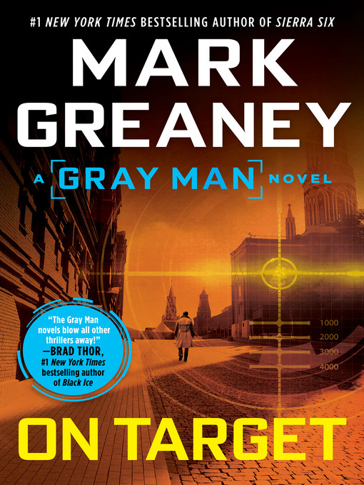 Title details for On Target by Mark Greaney - Wait list