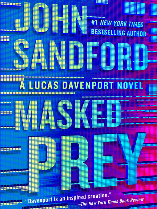Title details for Masked Prey by John Sandford - Available
