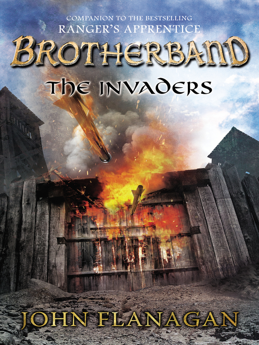 Title details for The Invaders by John Flanagan - Available
