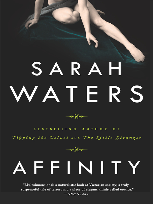 Title details for Affinity by Sarah Waters - Available