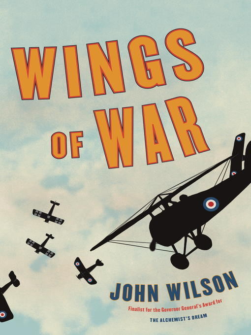 Title details for Wings of War by John Wilson - Available