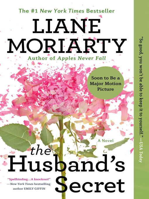 Cover of The Husband's Secret
