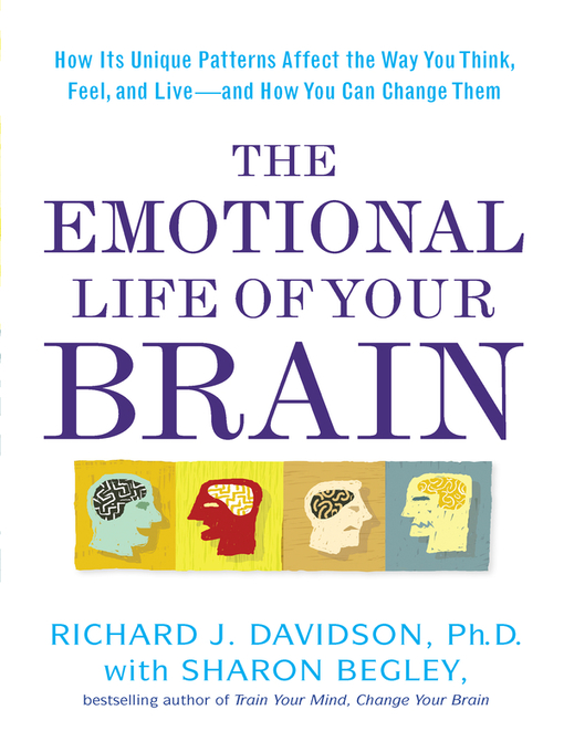 Cover of The Emotional Life of Your Brain
