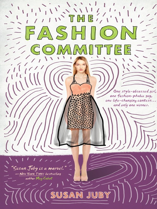 Title details for The Fashion Committee by Susan Juby - Available