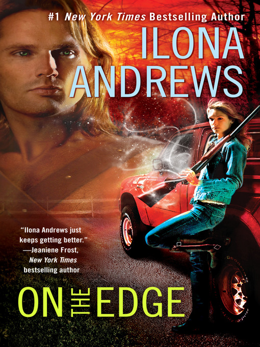 Title details for On the Edge by Ilona Andrews - Wait list
