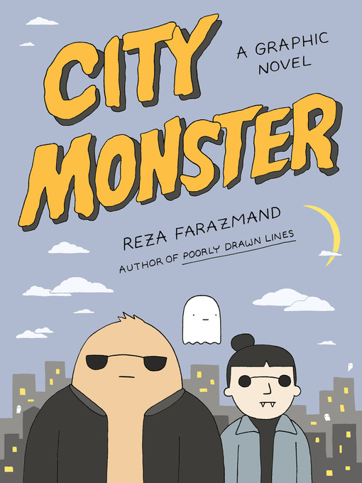 Title details for City Monster by Reza Farazmand - Available