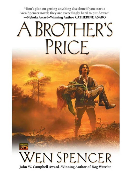 Title details for A Brother's Price by Wen Spencer - Wait list