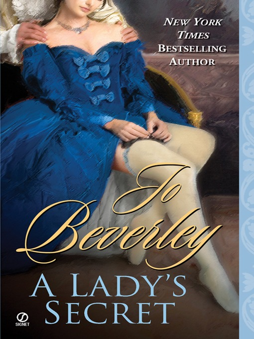 Title details for A Lady's Secret by Jo Beverley - Wait list