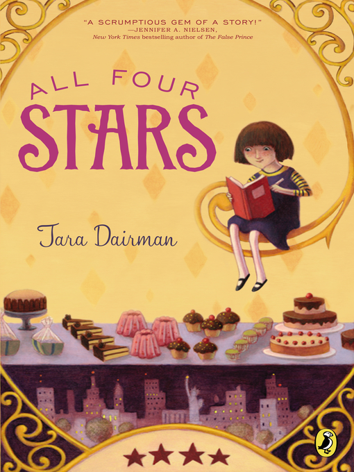 Title details for All Four Stars by Tara Dairman - Wait list