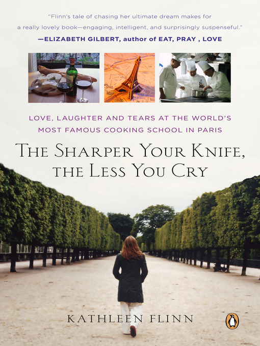 Cover of The Sharper Your Knife, the Less You Cry