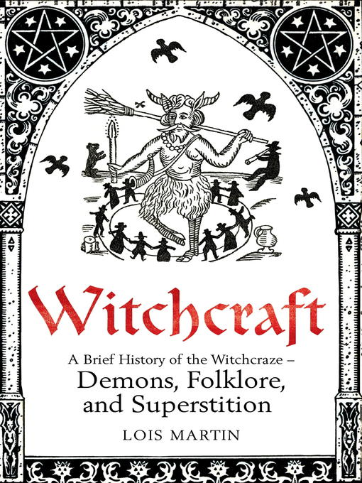 Cover of A Brief History of Witchcraft