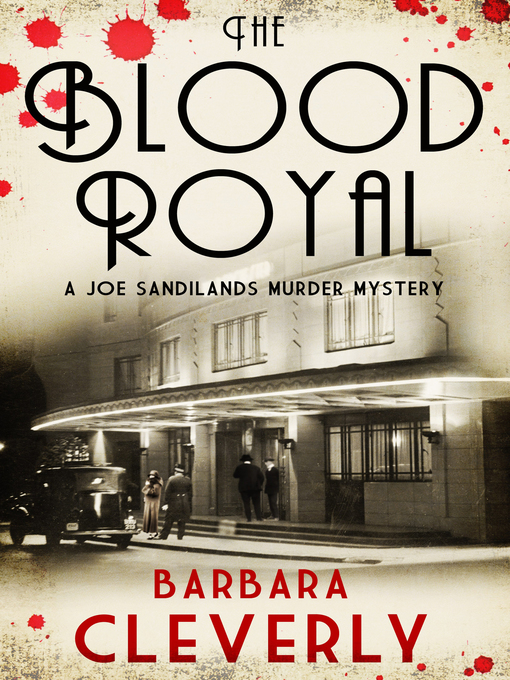 Title details for The Blood Royal by Barbara Cleverly - Available