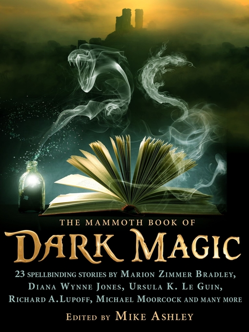 Title details for The Mammoth Book of Dark Magic by Mike Ashley - Available