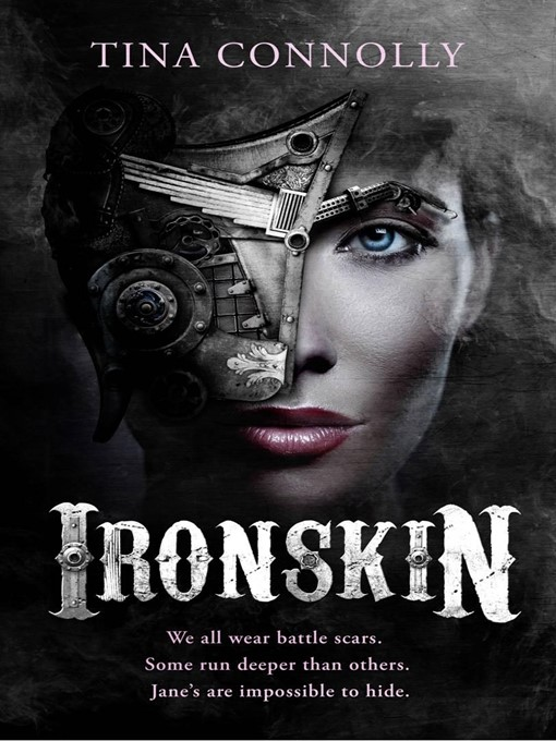 Title details for Ironskin by Tina Connolly - Available