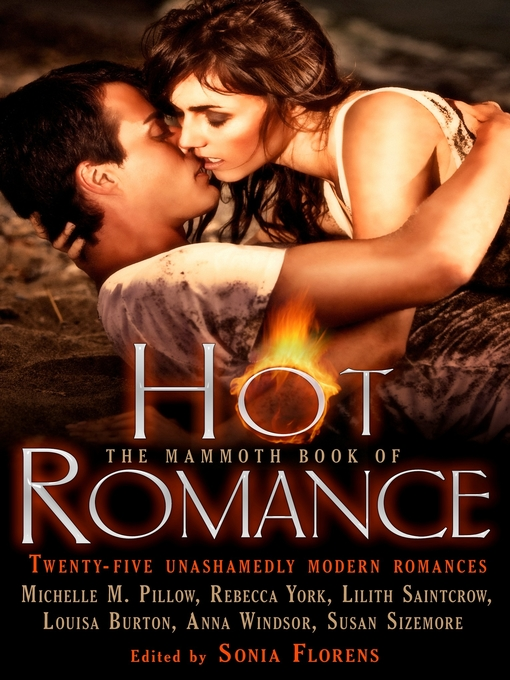 Image result for the mammoth book of hot romance book cover