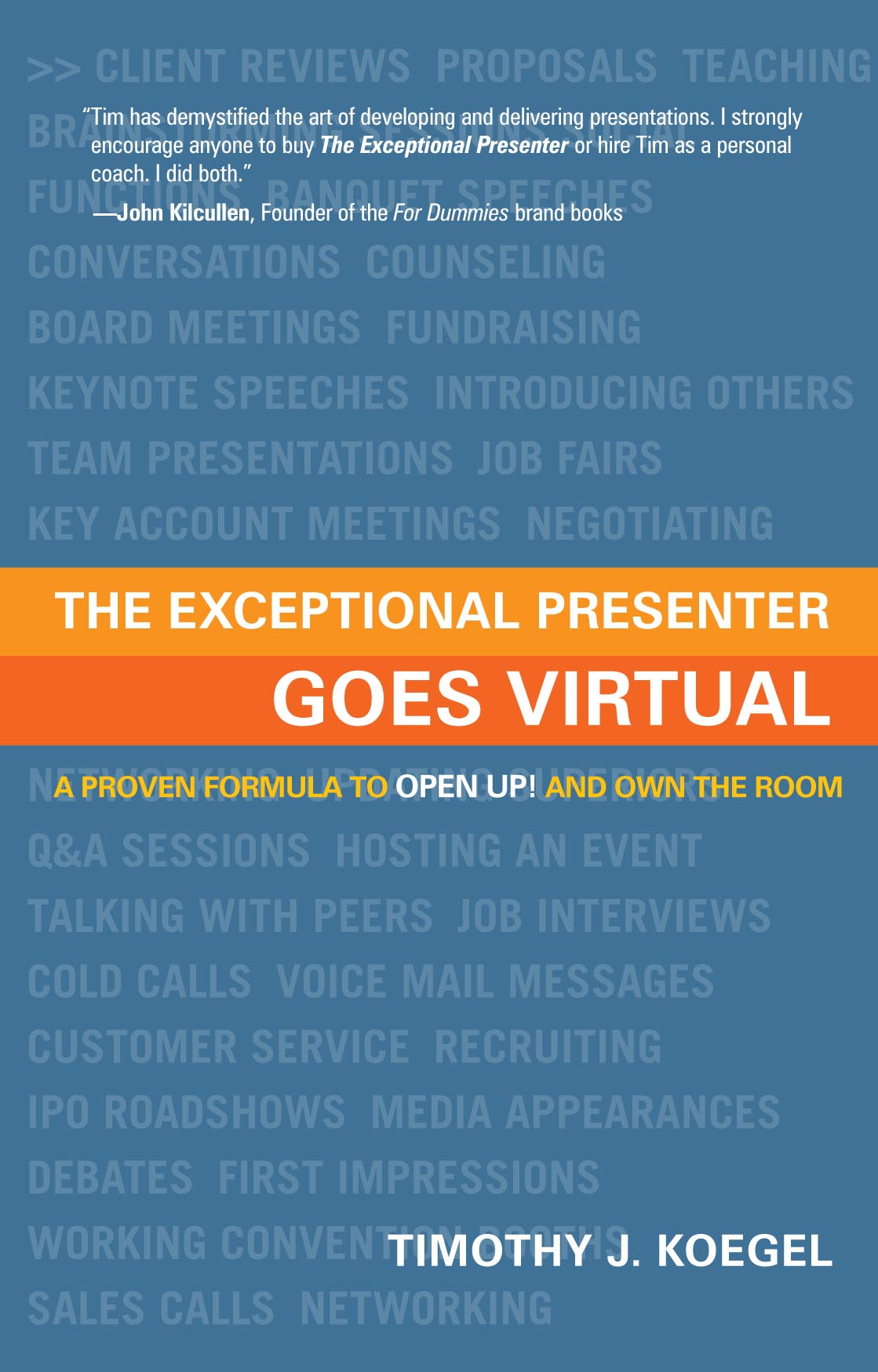 Title details for The Exceptional Presenter Goes Virtual by Tim Koegel - Available
