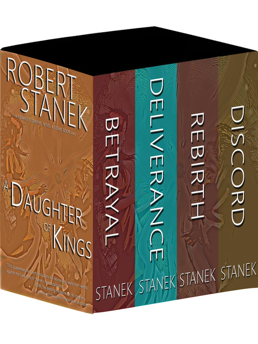 A Daughter of Kings Bundle Betrayal, Deliverance, Rebirth, Discord
