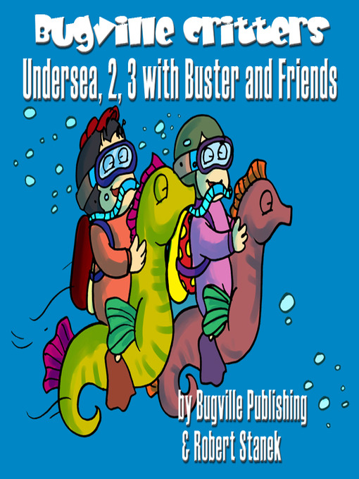 Cover of Undersea, 2, 3 with Buster and Friends
