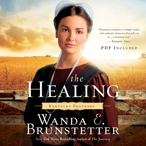 Cover of The Healing