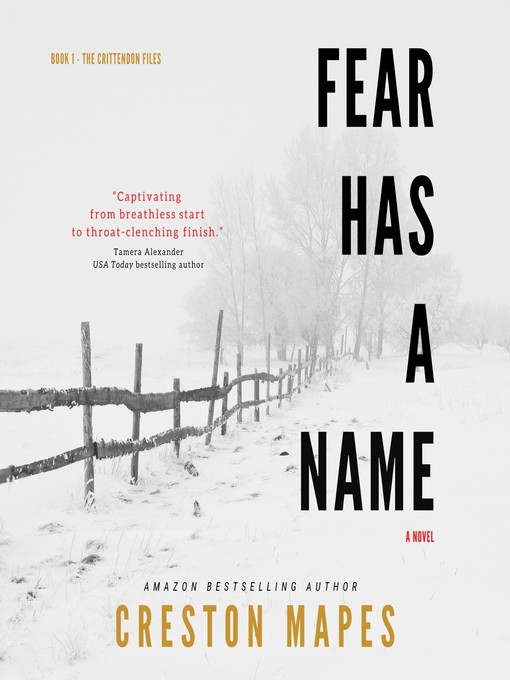 Title details for Fear Has a Name by Creston Mapes - Wait list