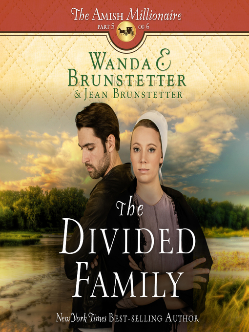 Title details for The Divided Family by Wanda E Brunstetter - Wait list