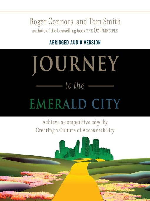 Cover of Journey to the Emerald City