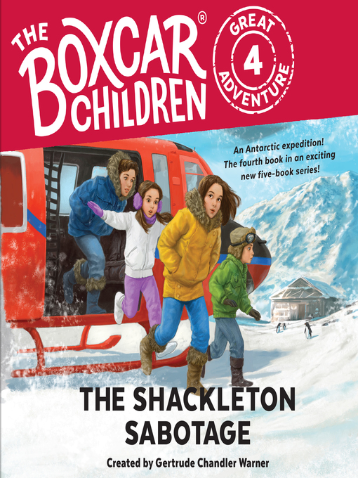 Title details for The Shackleton Sabotage by Dee Garretson - Wait list