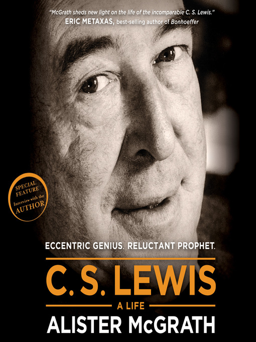 Title details for C. S. Lewis--A Life by Alister McGrath - Available