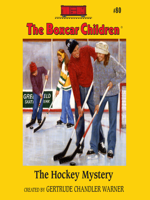 Title details for The Hockey Mystery by Gertrude Chandler Warner - Available