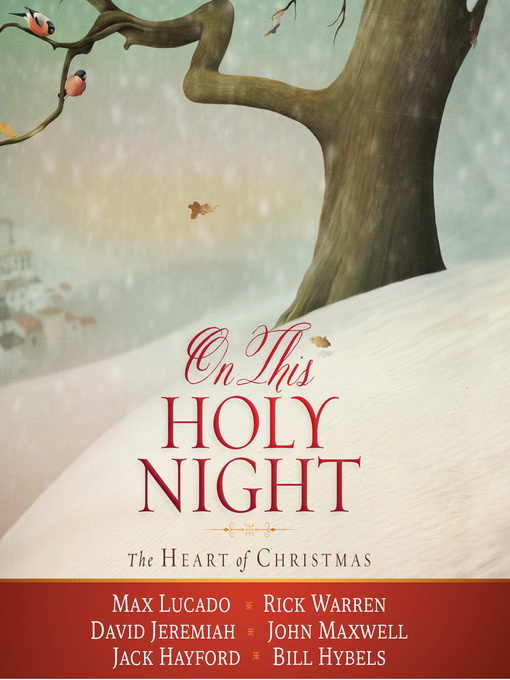 Title details for On This Holy Night by Max Lucado - Available