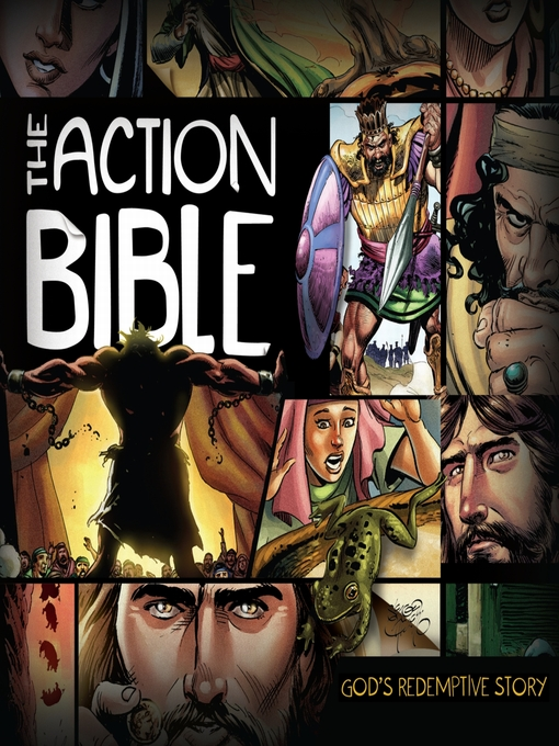 Title details for The Action Bible by Doug Mauss - Wait list