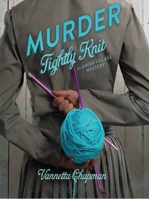 Cover of Murder Tightly Knit