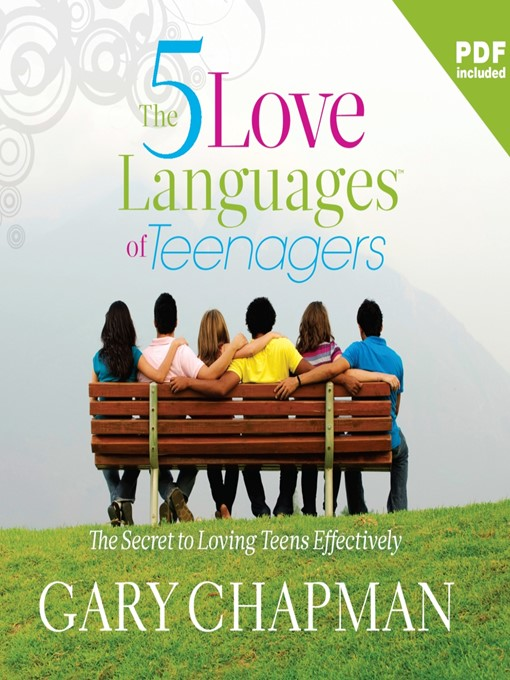 Title details for The Five Love Languages of Teenagers by Gary Chapman - Wait list