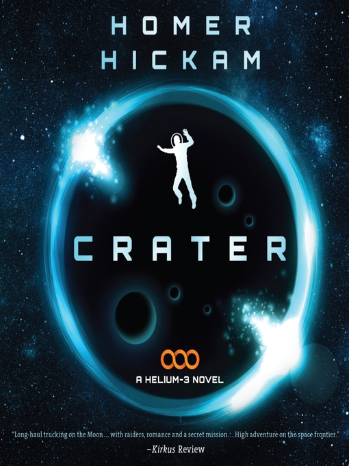 Title details for Crater by Homer Hickam - Available