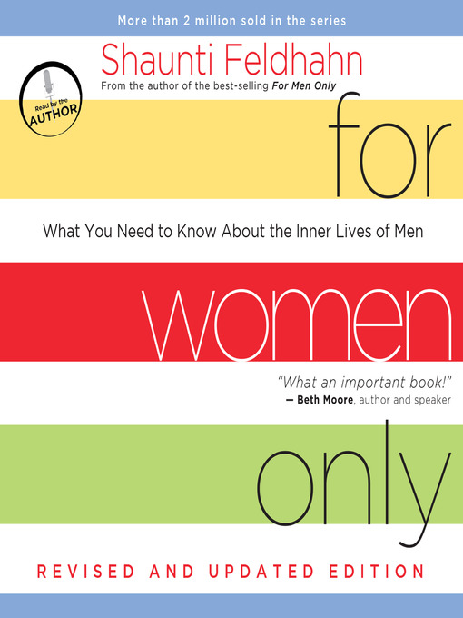 Title details for For Women Only, Revised and Updated Edition by Shaunti Feldhahn - Wait list