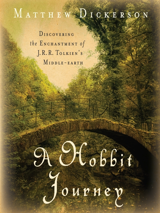 Cover of A Hobbit Journey