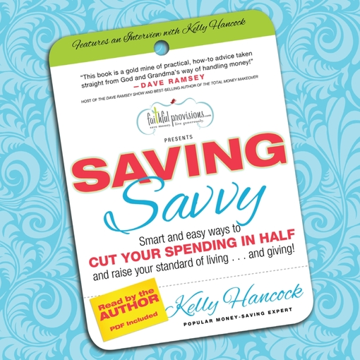Title details for Saving Savvy by Kelly Hancock - Available
