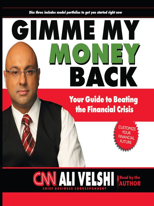 Title details for Gimme My Money Back by Ali Velshi - Wait list