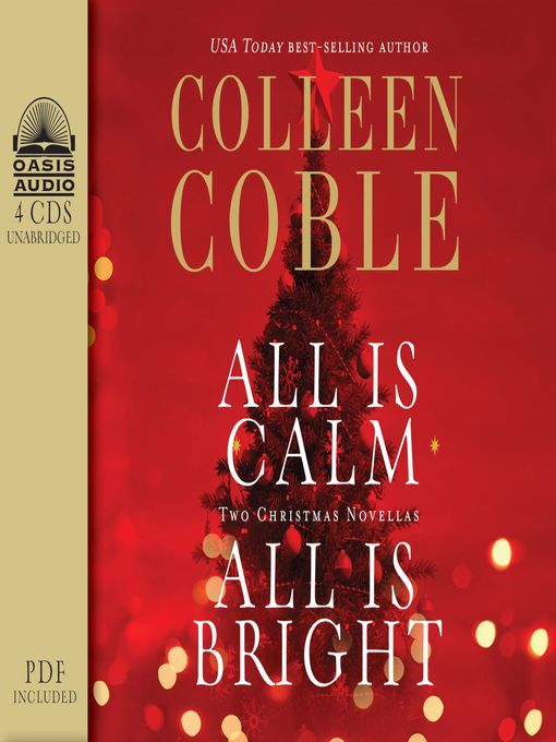 Title details for All is Calm, All is Bright by Colleen Coble - Available