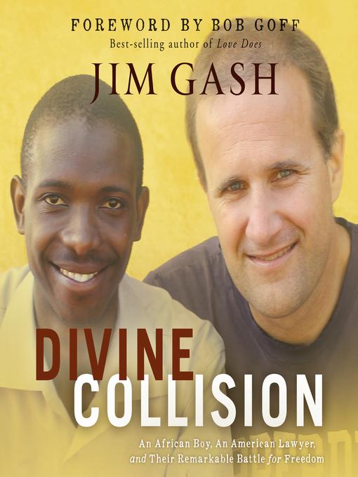 Title details for Divine Collision by Jim Gash - Wait list