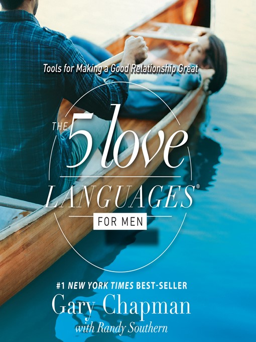 Title details for The 5 Love Languages for Men by Gary Chapman - Wait list