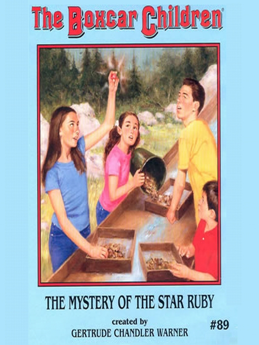 Title details for The Mystery of the Star Ruby by Gertrude Chandler Warner - Wait list
