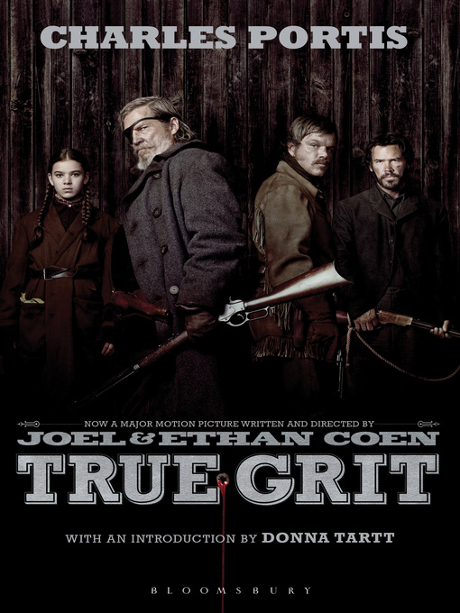 Title details for True Grit by Charles Portis - Available