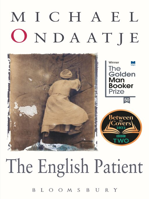 Cover image for book: The English Patient