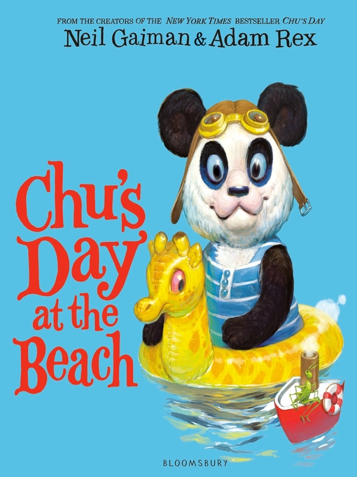 Title details for Chu's Day at the Beach by Neil Gaiman - Available