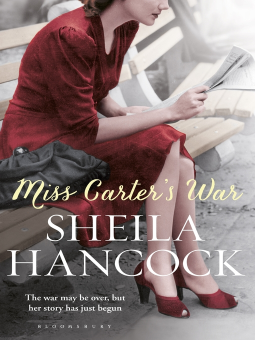 Title details for Miss Carter's War by Sheila Hancock - Available
