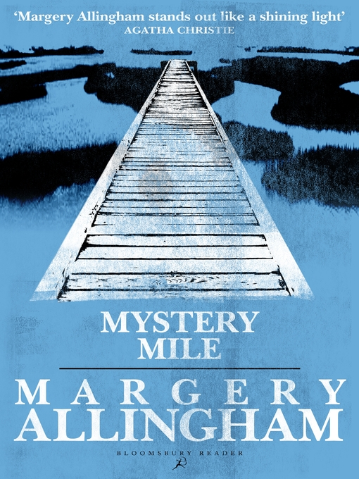 Cover image for Mystery Mile